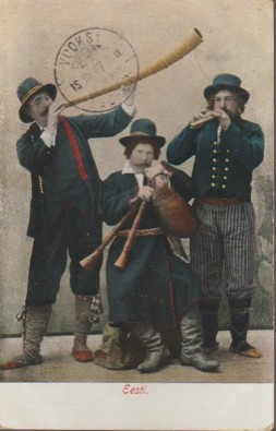 eesti muusika 1